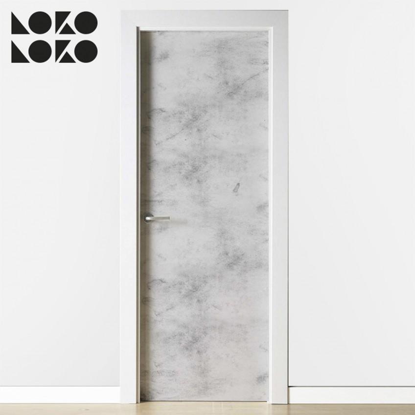 cemento-gris-claro-vinilo-texturas-impresas-para-decorar-puertas-comprar-online-lokoloko
