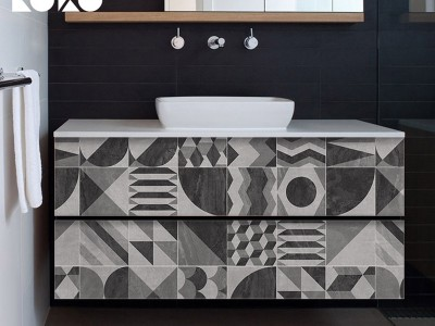 30 Fantásticas ideas para restaurar muebles con vinilo