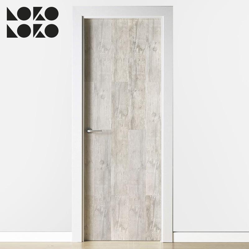 30 fant sticas ideas para restaurar muebles con vinilo - Vinilos para puertas de madera ...