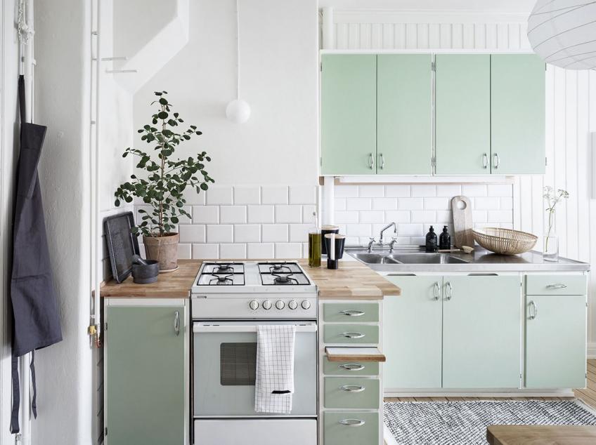 cocina-de-color-menta-en-muebles