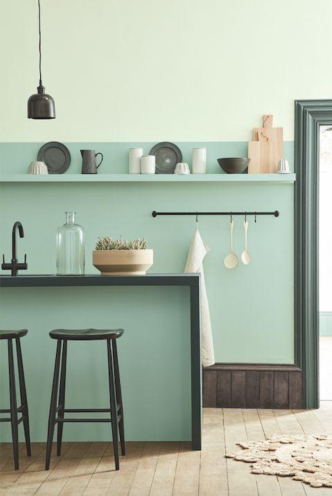 cocinas-verde-mint