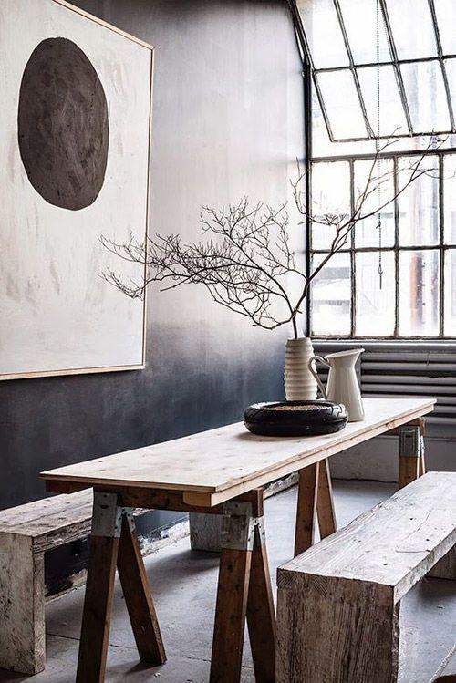 madera-sin-tratar-decoracion-wabi-sabi
