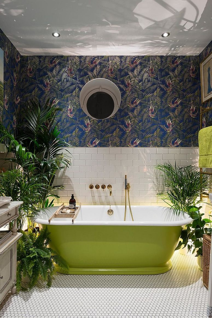 baño-decorado-estilo-jungalow-jungla