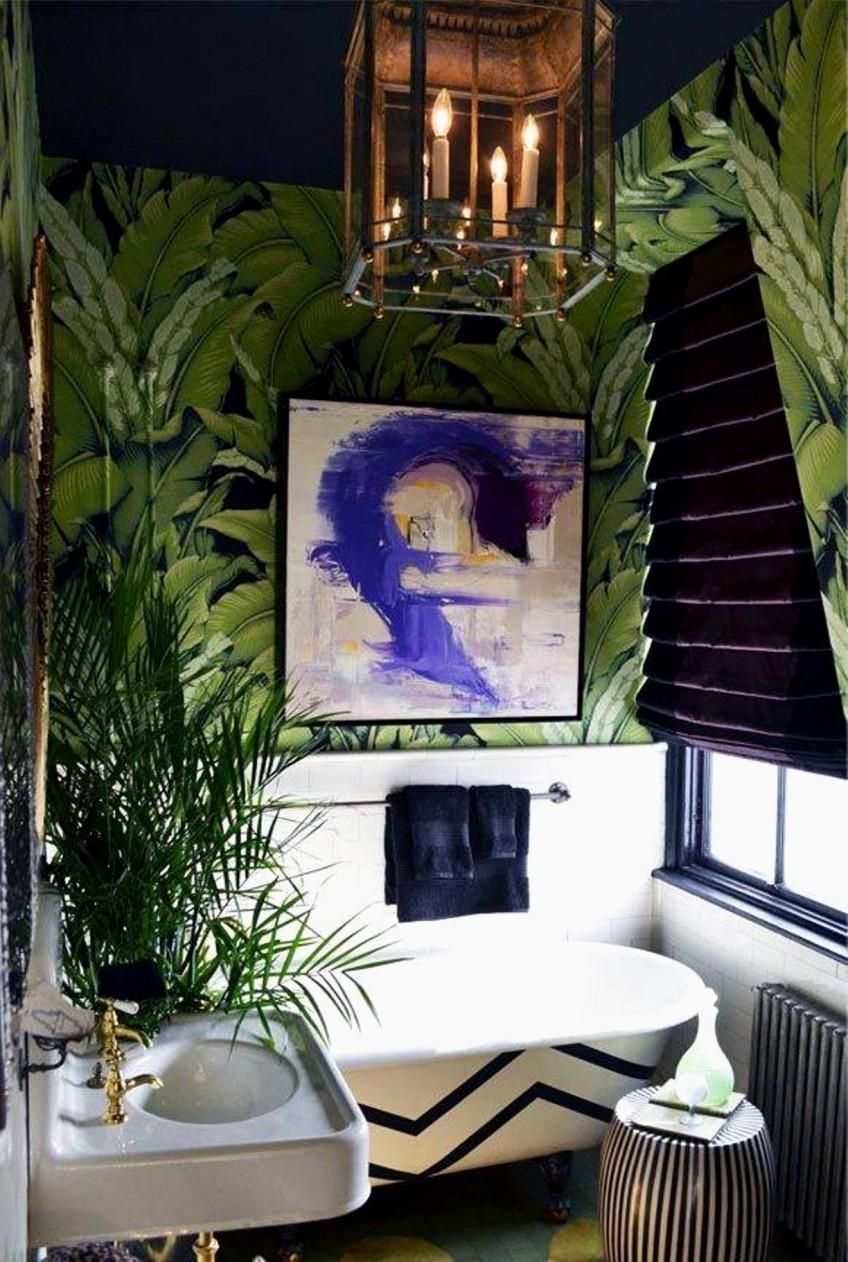 tropical bathroom decor Best of bathroom Decorating A Tropical Bathroomtropical Bathroom Decor