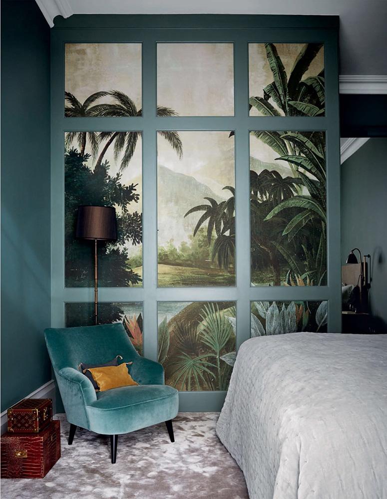 decorar-armario-con-estilo-jungla-o-jungalow