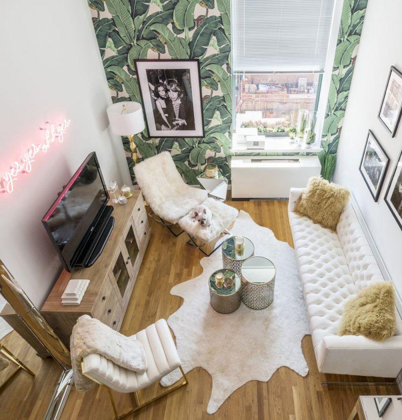 decorar-salon-estilo-jungalow-decoracion-interiores