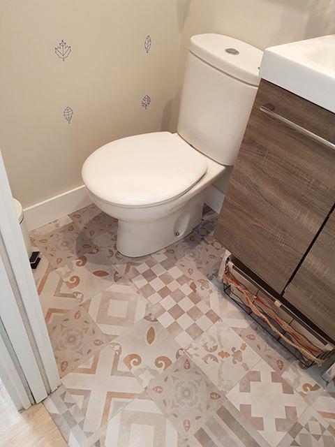 Vuestros cambios y reformas con vinilo para muebles - Vinilo para suelos ...