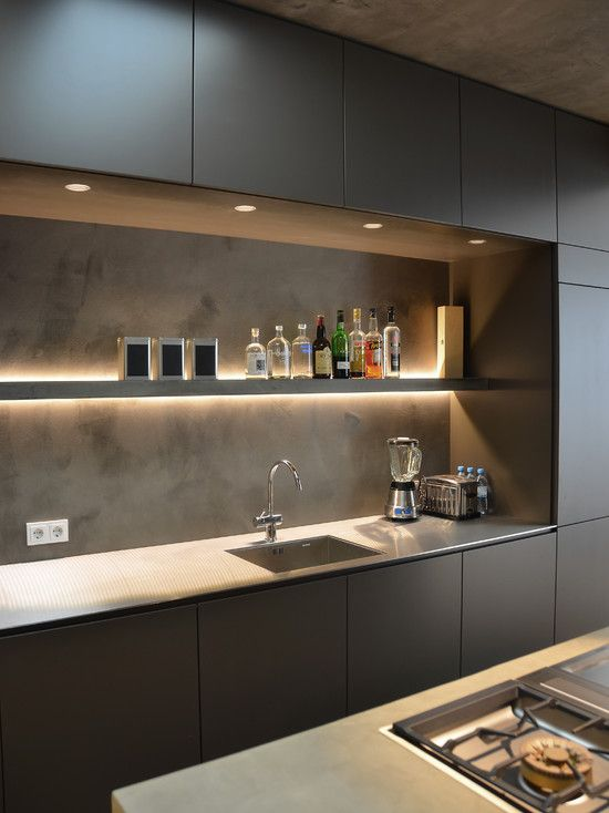 tendencia-cemento-en-pared-de-cocina