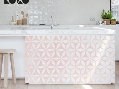 Estos son los 10 vinilos rosas para muebles, paredes y suelos que desearás tener en casa