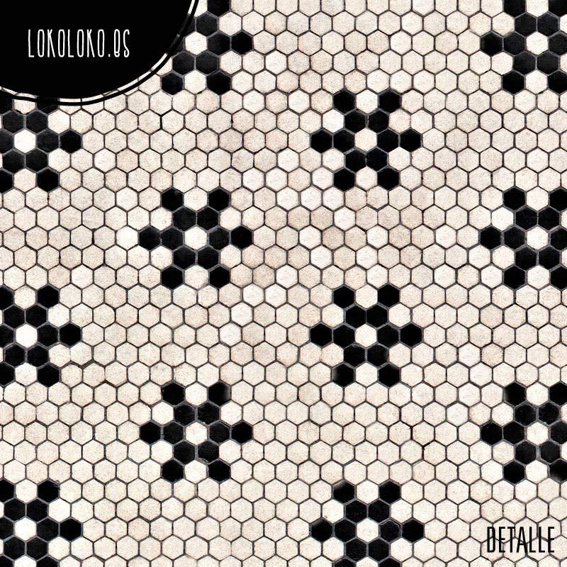 vinilo-para-forrar-muebles-mosaicos-teselas-estrellas-negras