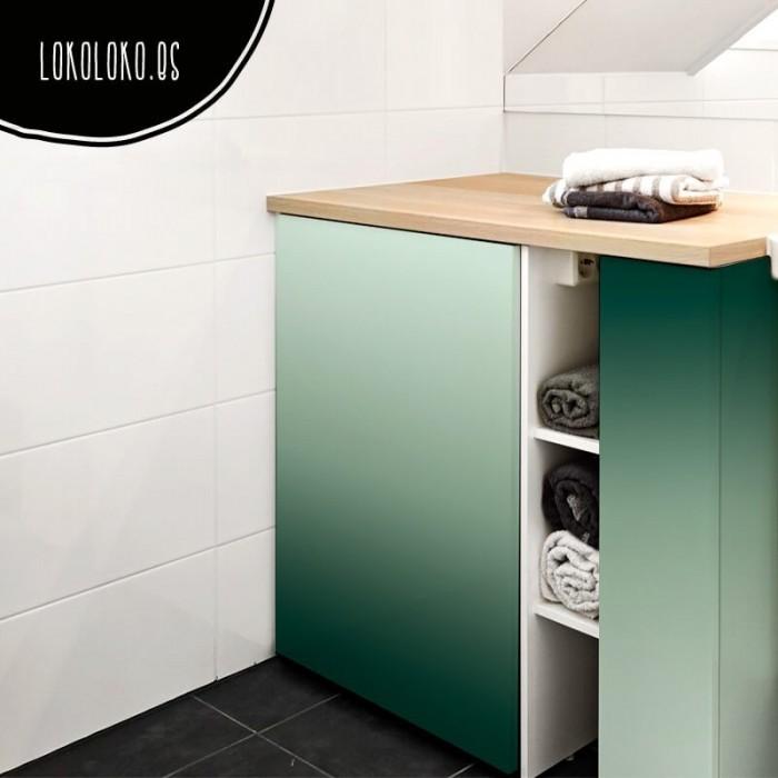 vinilo-degradado-verde-oliva-decorativo-puertas-armarios