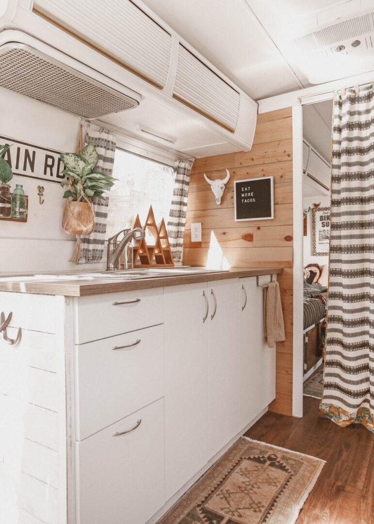Las decoraciones de caravanas más bonitas de Pinterest