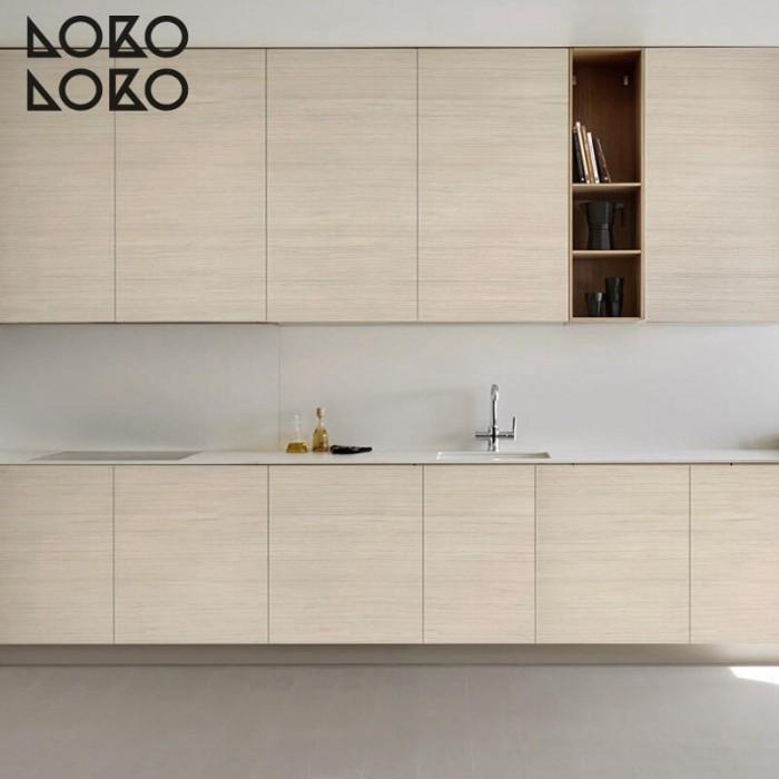 vinilo-textura-madera-estilo-nordico-para-puertas-de-cocina-japandi