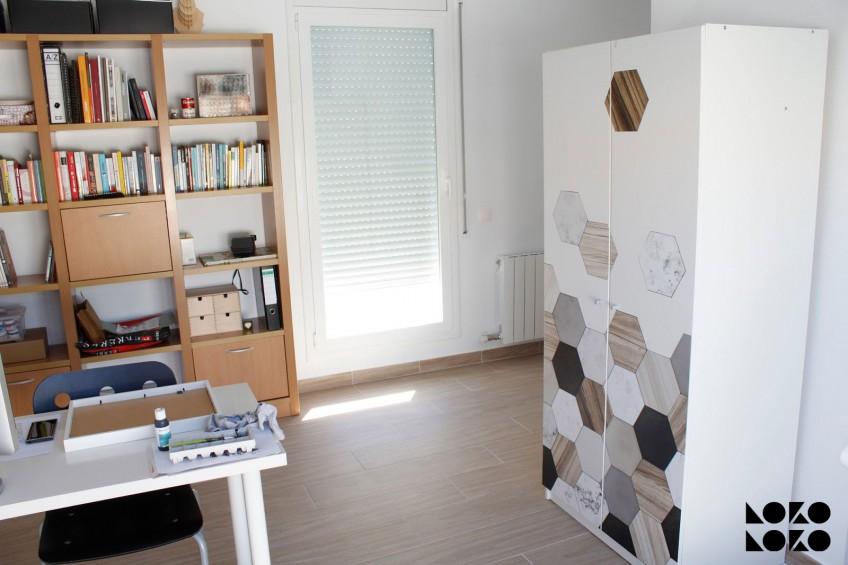 Armario-decorado-con-vinilo-de-azulejos-hexagonales-ceramica-marmol-madera-autoadhesivo-lavable-lokoloko
