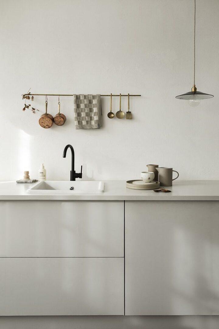 Las 5 tendencias en decoración de cocinas para el 2021.