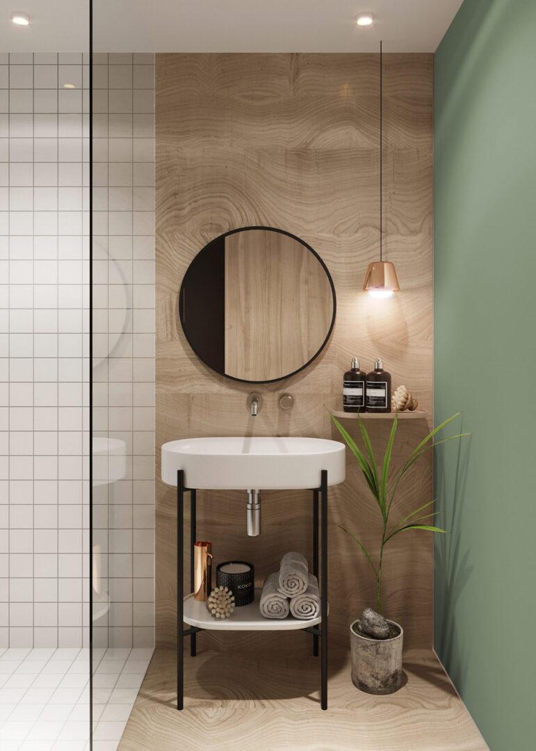5 tendencias decorativas en baños que debes conocer para 2021
