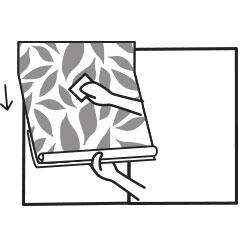 Cómo forrar un mueble con vinilo autoadhesivo lavable Lokoloko.