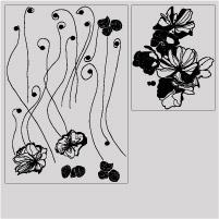 flores piezas